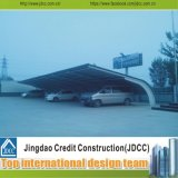 Prefabricated Steel Structures for The Car Tent
