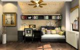 Eco-Friendly Children Bedroom Furniture Daycare Furniture for Study Room (zj-007)