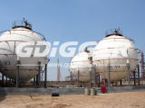 LPG Spherical Tank / LPG Storage Tank