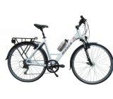 Feature Mini Bottle Battery City E-Bike E Scooter Electric Bicycle 200W 350W 500W 8fun Motor