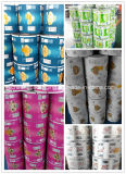 Laminating Non-Toxic Plastic Packaging Film Roll