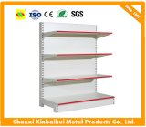Supermarket display Shelf with Powder Coated, Made of PVC, OEM Orders Are Welcome
