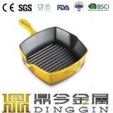 Rectangular Cast Iron Baking AMD Frying Pan