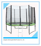 003upper Bounce Trampoline Enclosure Safety Net Fits for 8-Feet Round Frames Using
