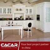 Florence European White Fashion PVC Kitchen Cabinet (CA14-02)