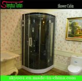 Low ABS Tray Wood Cushion New Steam Shower Room (TL-8894)