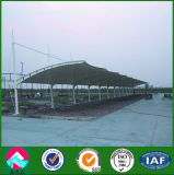 Prefabricated Steel Structure Car Shed