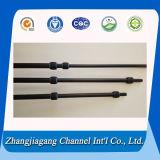 Black Anodized Aluminium Tube/ Telescopic Aluminium Tubes