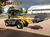 Wolf Brand USA Standard Wheel Loader Zl16 with EPA 4 Engine