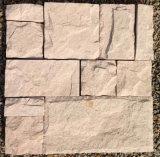 Natural Sandstone Mocha Cladding Wall Stone (SMC-FS047)