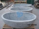 Hot Sales Carrara White Bathtub