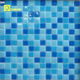 Cheap Non-Slip Glass Mosaic Tile for Swimming Pool Tiles