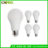 85-265V A60 LED Bulb Light 9W for Repalcing Flurecent Light