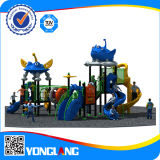 En1176 GS Certificate Approved Outdoor Multi Play Set