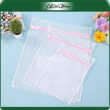 Strong Reusable Polyester Net Mesh Washing Bag