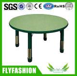 New Model Round Design Children Furniture Table (SF-57C)