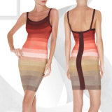 Gradient Slip Female Garment