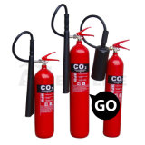 2kg, 3kg, 5kg, 6kg, 10kg, 12kg, 24kg Carbon Dioxide CO2 Fire Extinguisher CO2
