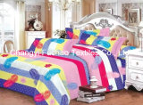 Wholesale Factory Cotton Material Quilting Fabric Modern Bedspread Bedding Set Bed Cover Sheet Full Size