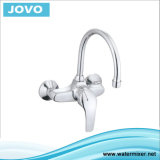 Single Handle Mall-Mounted Kitchen Mixer Jv 71504