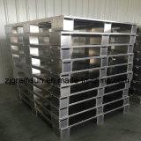 Well Shape Aluminum Alloy Tray