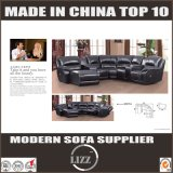 Modern High-End Fashion Leather China Recliner Sofa