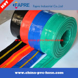 PVC Lay Flat Irrigation Hose Water Discharge Hose High Pressure