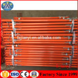 Scaffolding Frame Parts Galvanized Round Structure Adjustable Telescopic Steel Prop for Building Construction