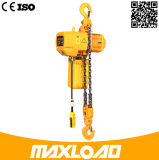 5t Electric Chain Lift with Hook