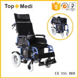 Rehabilitation Handicapped Foldable Reclining Power Electric Wheelchair Prices
