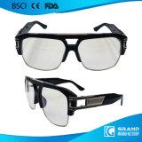 Fashion New Design Square Frame Protect Eyesight Acetate Reading Glasses