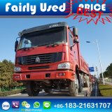 Wholesale Second Hand Used Sinotruck HOWO Tipper Dump Truck 8X4