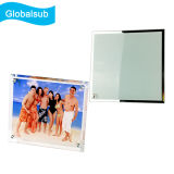 20*20cm Tempered Glass Photo Frame for Sale