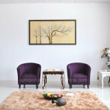 Leisure Round Cafe Restaurant Table and Chair for Living Room (SP-CT848)