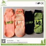 Wholesale Custom Men Cartoon Teen Trampoline Socks for Sky Zone