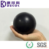 China Supplied Soft Silicone Rubber Ball SBR Solid Rubber Ball with Aging-Resistant
