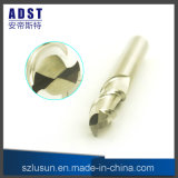 Manufacture End Mill HSS M2ai 2flute Milling Cutter Cutting Tool