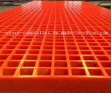 FRP/GRP Grating with Smooth Surface