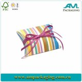 2017 Brand New Small Packaging Box Pastry Packaging Pillow Box
