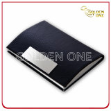 Fine Quality Business Gift PU Leather Name Card Case