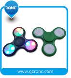 Funny Tri-Spinner Toy LED Fidget Spinner Hand Spinners