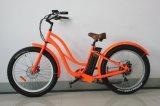 500W Fat Tire Hot Sale Beach Cruiser E-Bike for Girls