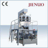Tea Automatic Premade Doypack Pouch Rotary Packing Machine