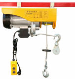 High Quality PA Series Mini Electric Wire Rope Hoist 100kgs to 1000kgs