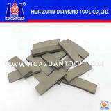 Diamond Segment for Granite Block Cutting and Sandwich Diamond Segment