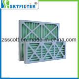 Carboard Frame Fiber Glass Filter
