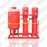 New Fire Fighting Pressure Water Supply Pump with Jockey Pump