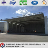 Door Frame Steel Building for Airplane Hanger From Sinoacme
