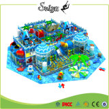 China Factory Price Children Indoor Playground Structure