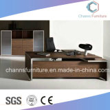 Hot Selling Brown L Shape Laptop Office Table